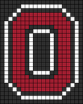 Alpha pattern #89581