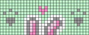 Alpha pattern #89585