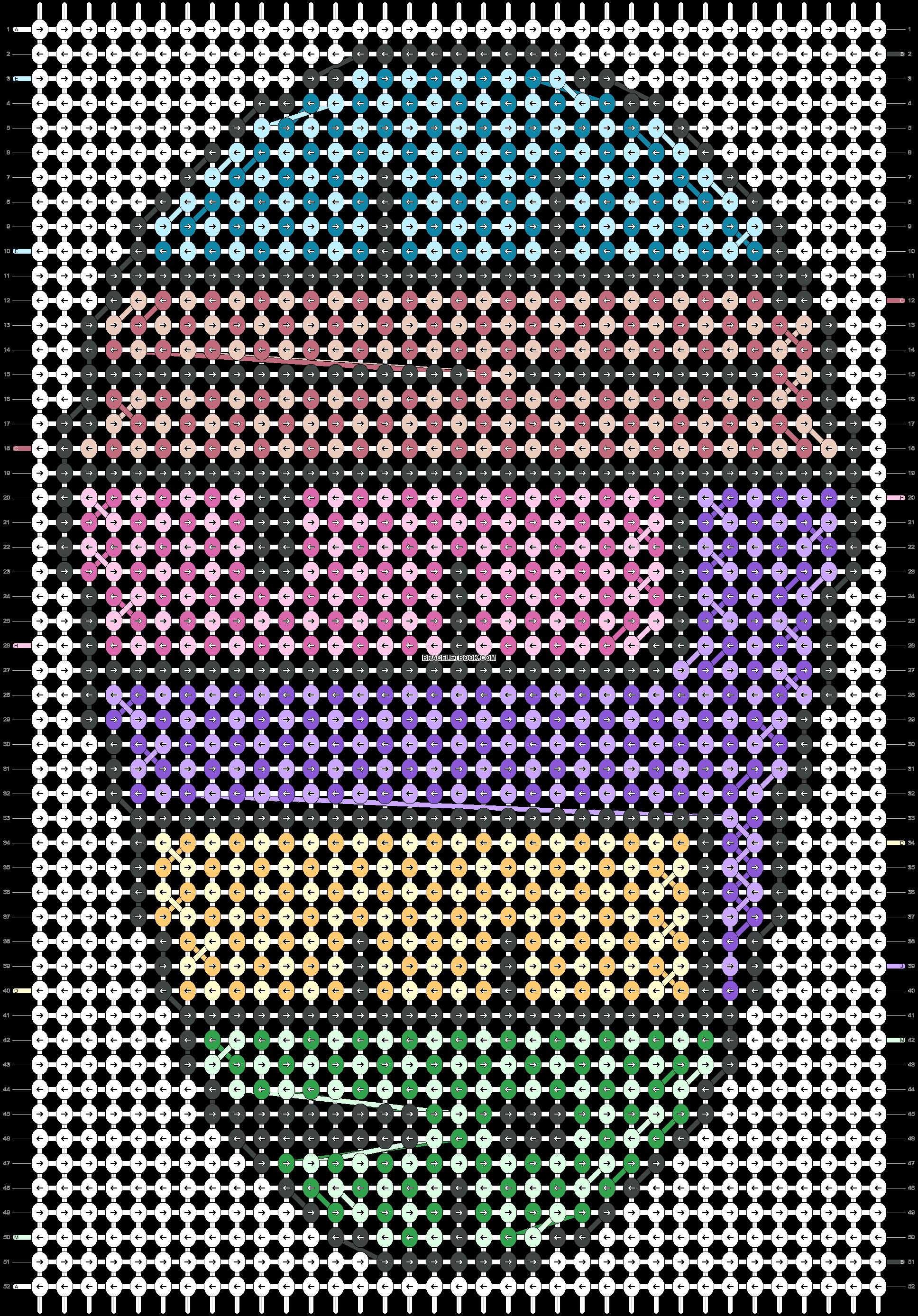 Alpha pattern #89586 pattern