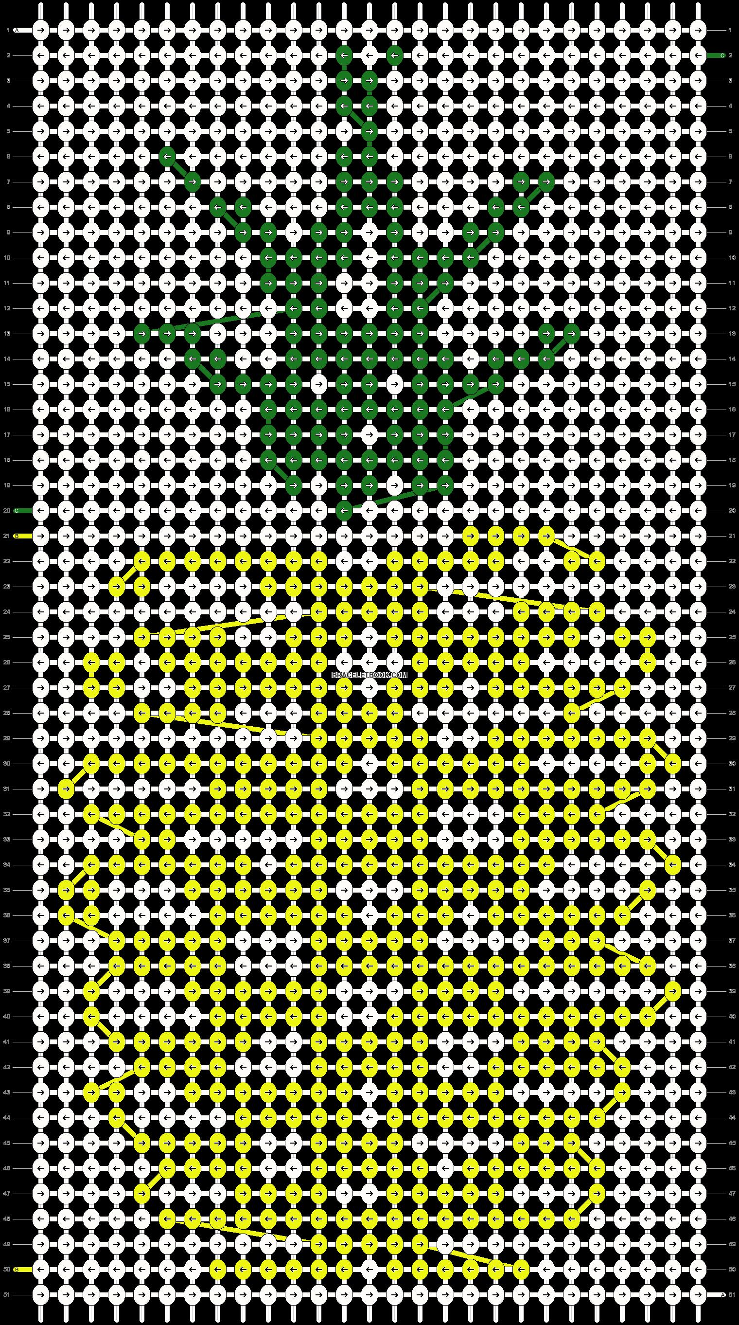 Alpha pattern #89596 pattern
