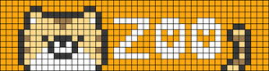 Alpha pattern #89621