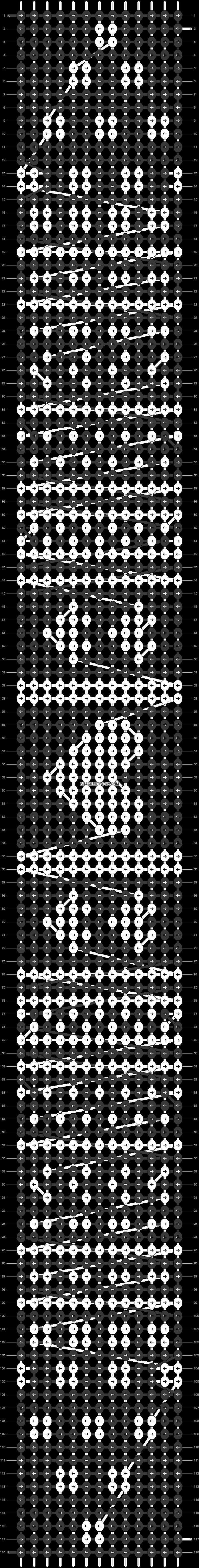Alpha pattern #89624 pattern