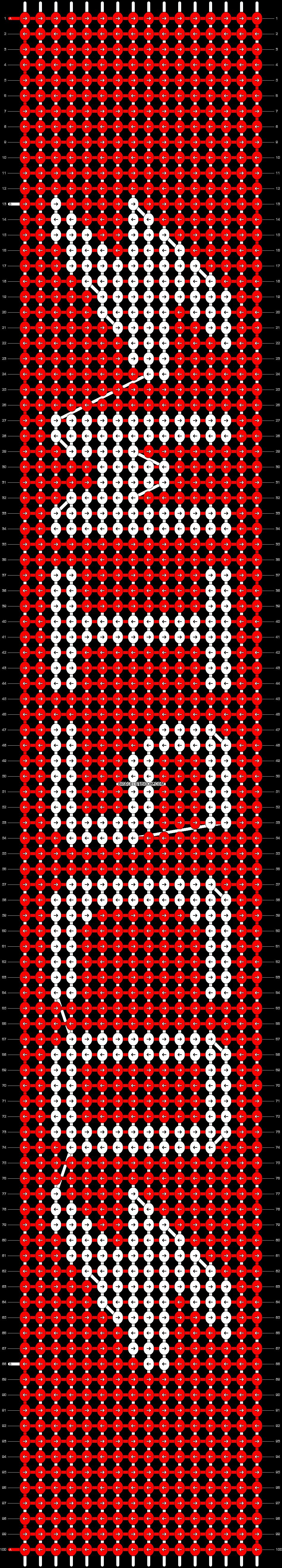 Alpha pattern #89646 pattern