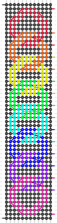 Alpha pattern #89653 pattern