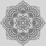 Alpha pattern #89654