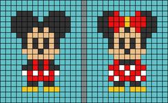 Alpha pattern #89656