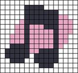 Alpha pattern #89658