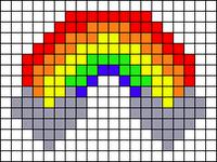 Alpha pattern #89664