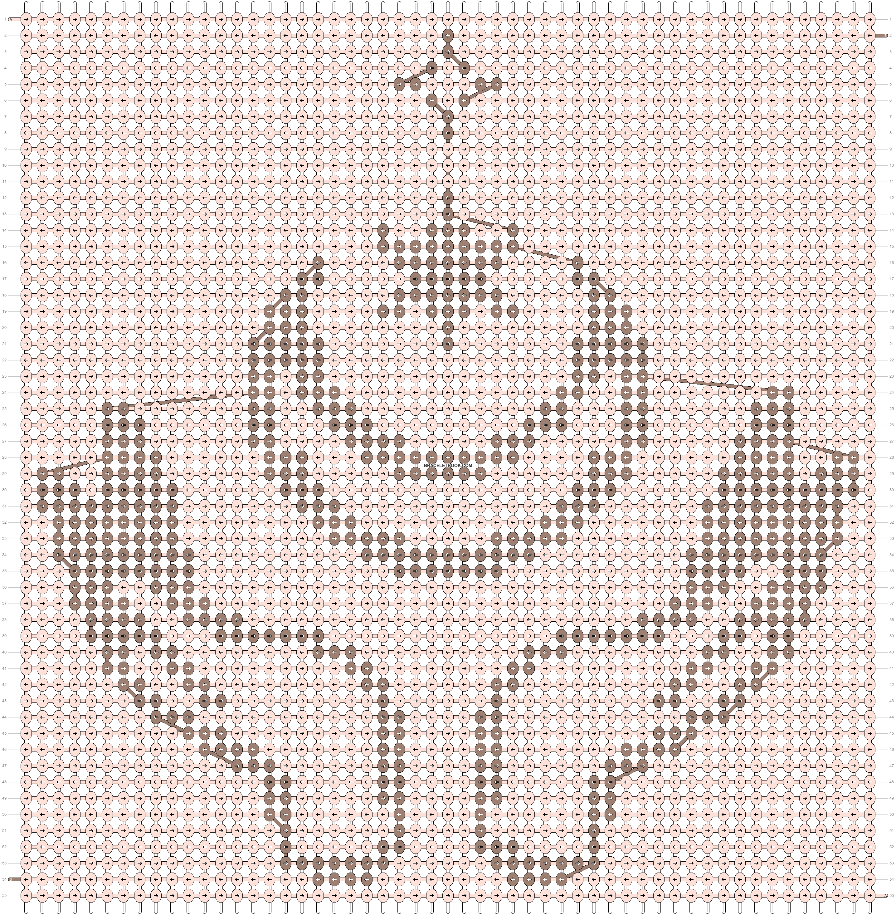 Alpha pattern #89669 pattern