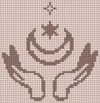 Alpha pattern #89669