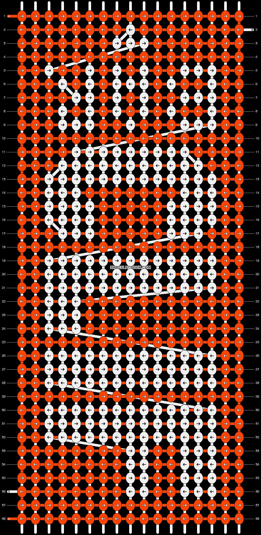 Alpha pattern #89686 pattern