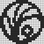 Alpha pattern #89687