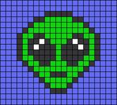 Alpha pattern #89692