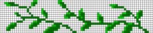 Alpha pattern #89694