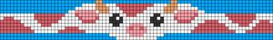 Alpha pattern #89703