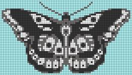 Alpha pattern #89710