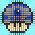 Alpha pattern #89713