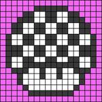 Alpha pattern #89714