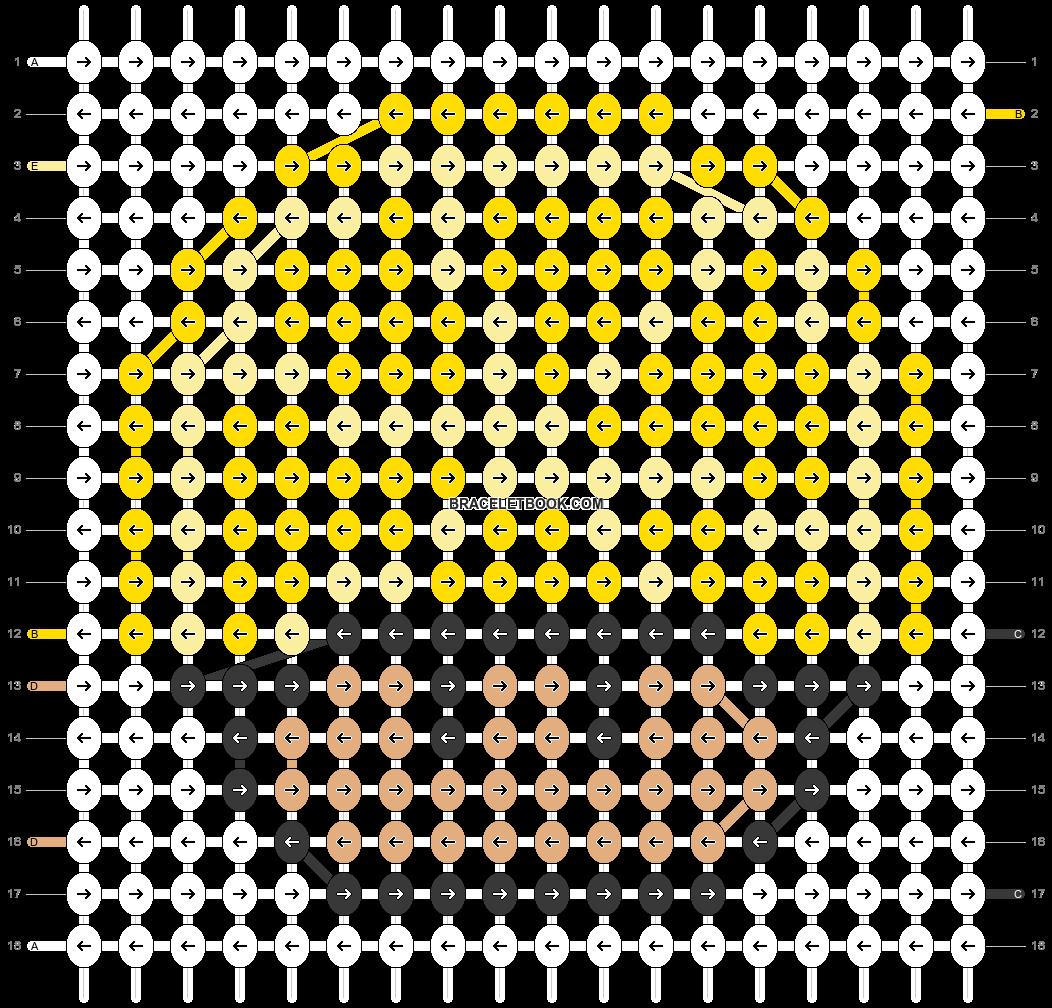 Alpha pattern #89727 pattern