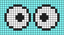 Alpha pattern #89729