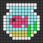 Alpha pattern #89731