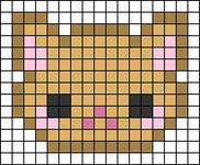 Alpha pattern #89732