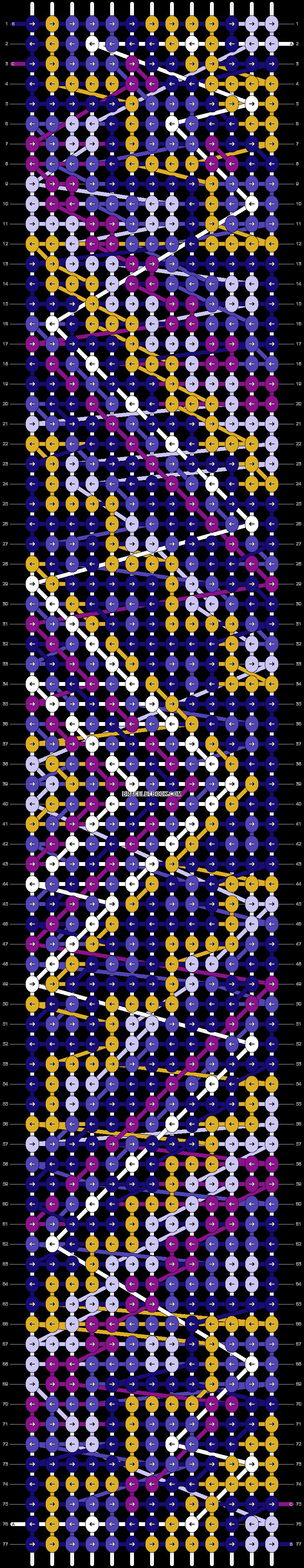 Alpha pattern #89743 pattern