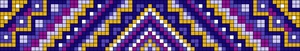 Alpha pattern #89743