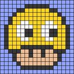 Alpha pattern #89749