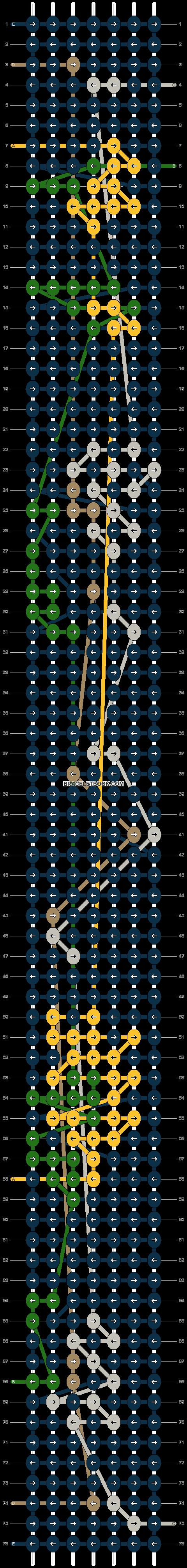 Alpha pattern #89751 pattern