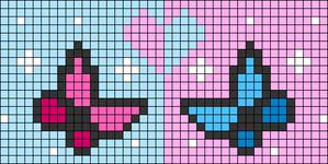 Alpha pattern #89770