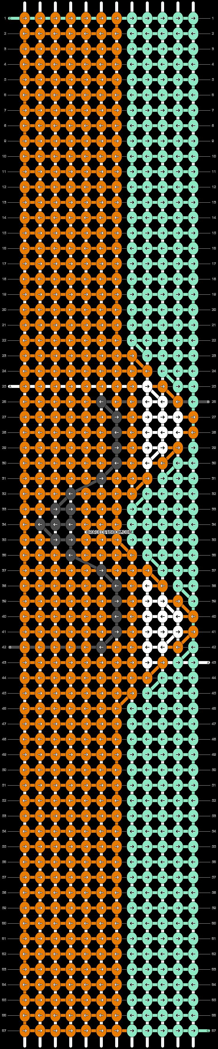 Alpha pattern #89771 pattern