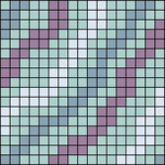 Alpha pattern #89772