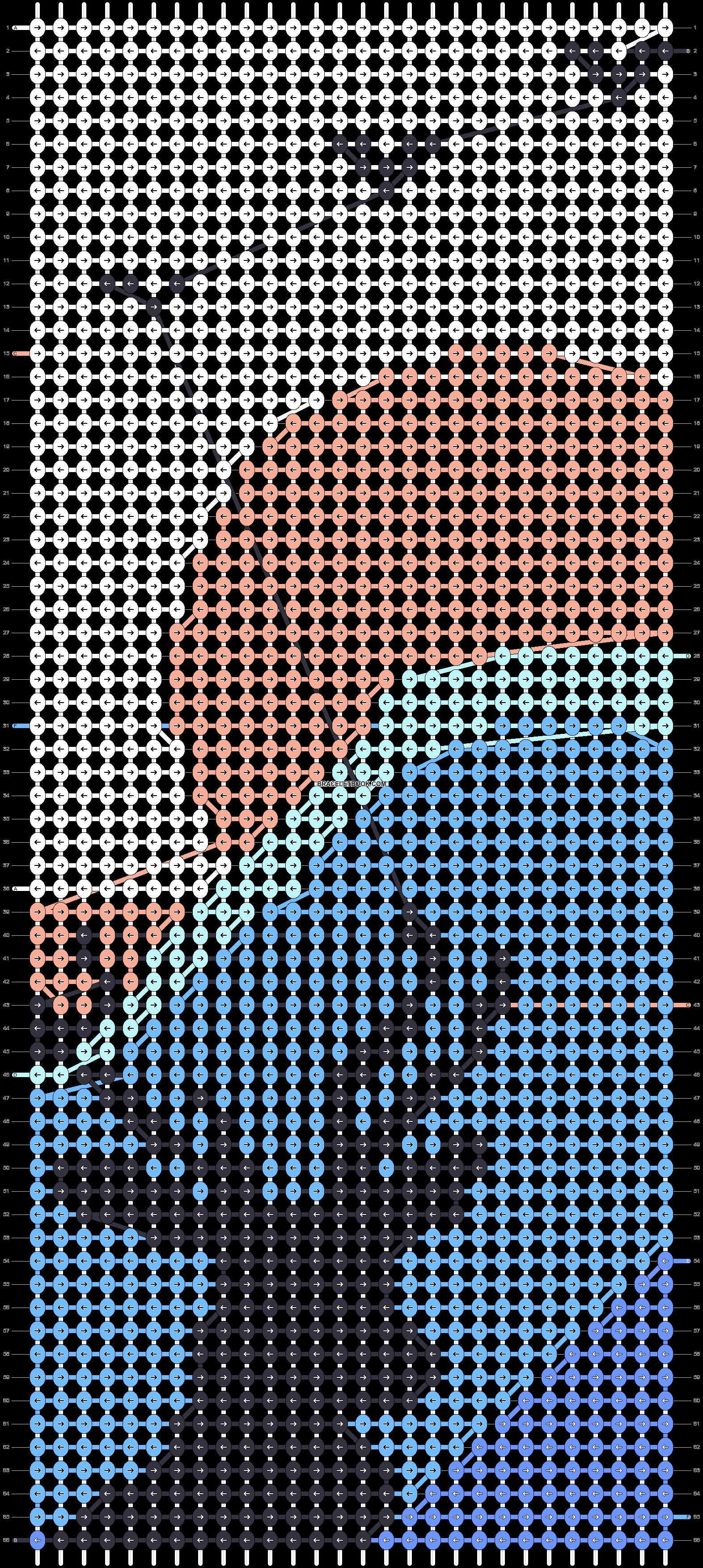 Alpha pattern #89774 pattern