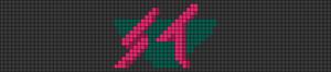Alpha pattern #89785