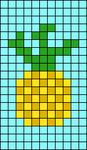 Alpha pattern #89787