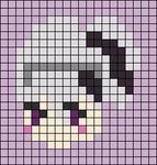 Alpha pattern #89789