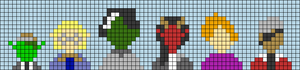 Alpha pattern #89791