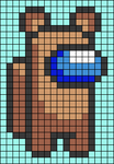 Alpha pattern #89801