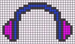 Alpha pattern #89802