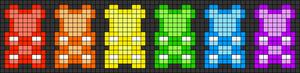 Alpha pattern #89804