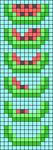 Alpha pattern #89809