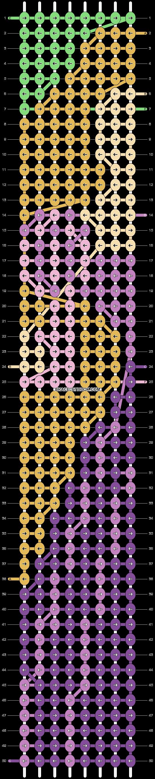 Alpha pattern #89836 pattern