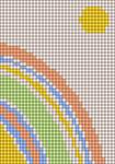 Alpha pattern #89844