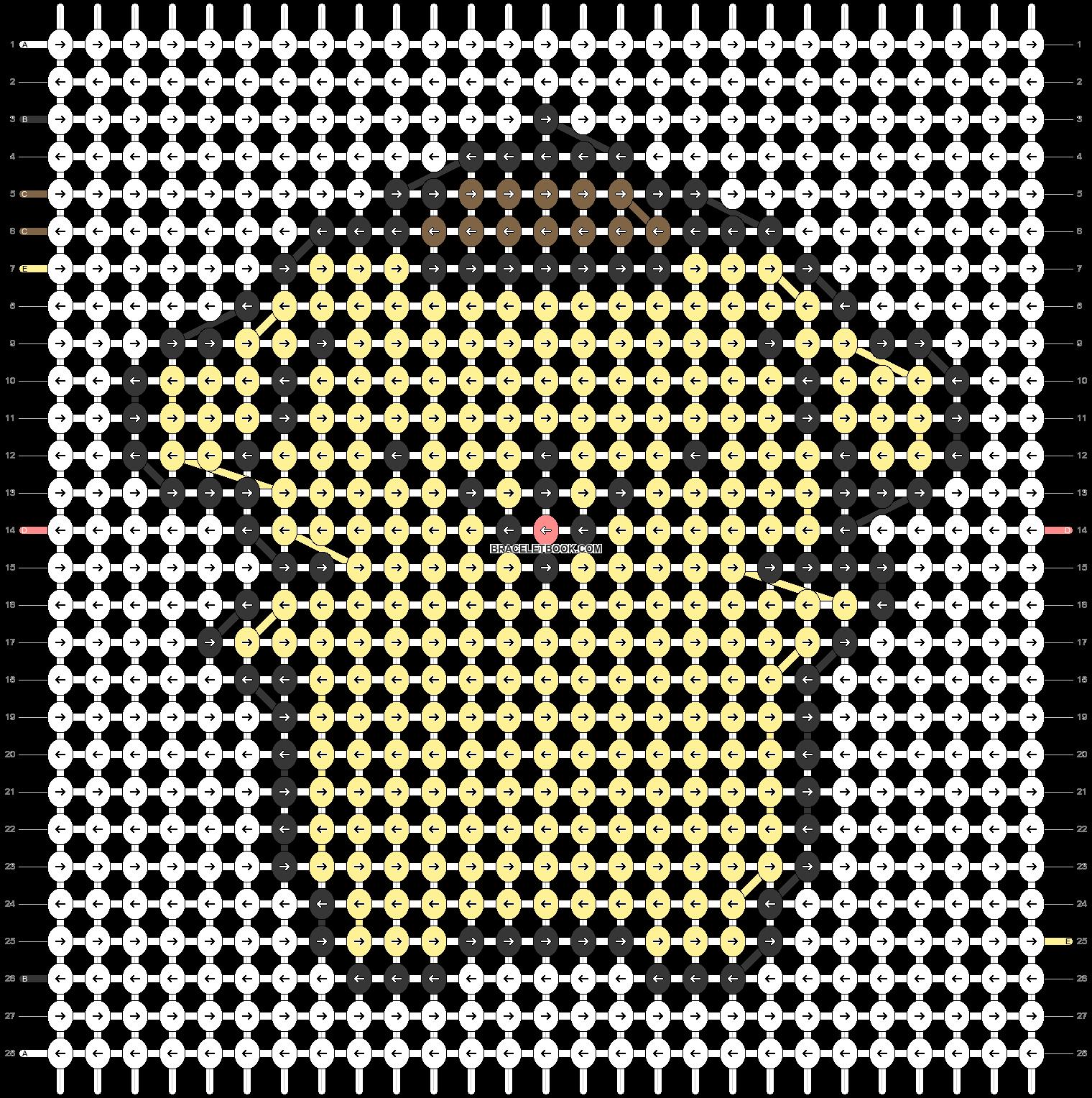 Alpha pattern #89845 pattern