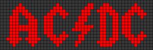 Alpha pattern #89846