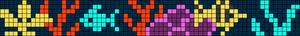 Alpha pattern #89873
