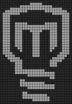 Alpha pattern #89874