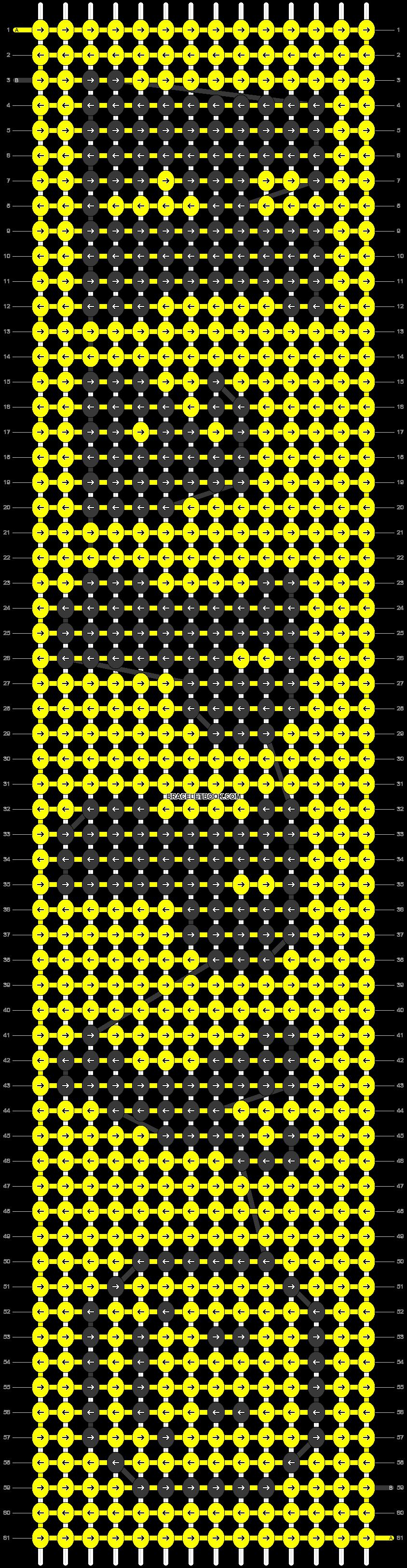 Alpha pattern #89881 pattern