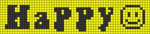 Alpha pattern #89881